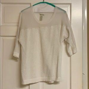 **EXPIRES 4/4/20**White & Warren sweater